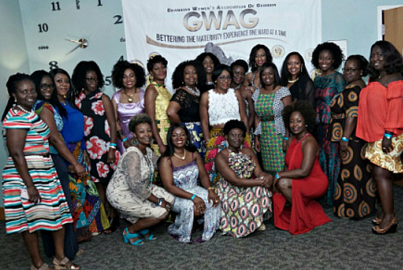 GWAG Group Photo