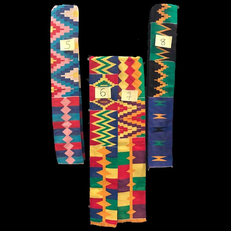 Ghana Kente Accessories (Kwasi Asare)